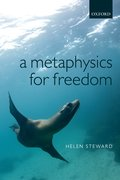 Cover for A Metaphysics for Freedom