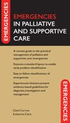 Cover for Emergencies in Palliative and Supportive Care