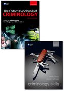 Cover for The Oxford Handbook of Criminology & Criminology Skills Pack