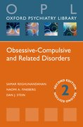 Cover for Obsessive-Compulsive and Related Disorders