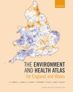 Cover for The Environment and Health Atlas for England and Wales