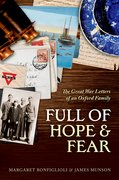 Cover for Full of Hope and Fear