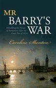 Cover for Mr Barry