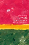 Cover for Human Anatomy: A Very Short Introduction