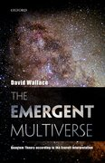 Cover for The Emergent Multiverse