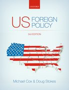Cover for US Foreign Policy 3e
