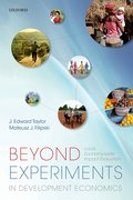 Cover for Beyond Experiments in Development Economics