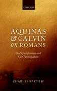 Cover for Aquinas and Calvin on Romans