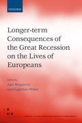 Cover for Longer-term Consequences of the Great Recession on the Lives of Europeans