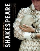 Cover for The Oxford Companion to Shakespeare