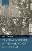 Cover for Textual Warfare and the Making of Methodism
