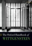 Cover for The Oxford Handbook of Wittgenstein