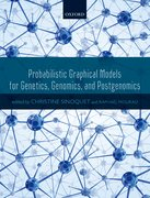 Cover for Probabilistic Graphical Models for Genetics, Genomics, and Postgenomics