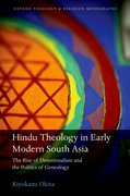 Cover for Hindu Theology in Early Modern South Asia
