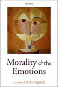 Cover for Morality and the Emotions