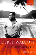 Cover for Derek Walcott