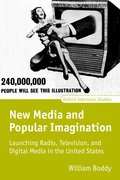 Cover for New Media and Popular Imagination