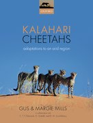 Cover for Kalahari Cheetahs