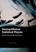 Cover for Nonequilibrium Statistical Physics
