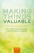 Cover for Making Things Valuable