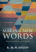 Cover for Making New Words