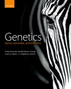 Cover for Genetics