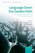 Cover for Language Down the Garden Path