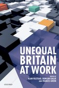 Cover for Unequal Britain at Work
