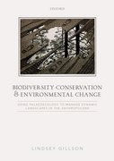 Cover for Biodiversity Conservation and Environmental Change