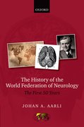 Cover for The History of the World Federation of Neurology