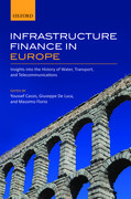 Cover for Infrastructure Finance in Europe
