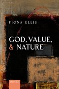 Cover for God, Value, and Nature