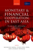 Cover for Monetary and Financial Cooperation in East Asia