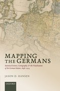 Cover for Mapping the Germans