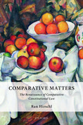 Cover for Comparative Matters