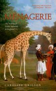 Cover for Menagerie