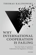 Cover for Why International Cooperation is Failing