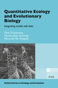 Cover for Quantitative Ecology and Evolutionary Biology