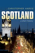 Cover for Scotland: A Short History