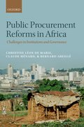 Cover for Public Procurement Reforms in Africa