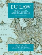 Cover for EU Law