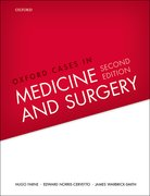 Cover for Oxford Cases in Medicine and Surgery