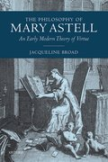 Cover for The Philosophy of Mary Astell