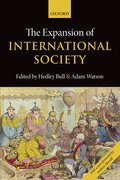 Cover for The Expansion of International Society