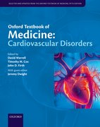 Cover for Oxford Textbook of Medicine: Cardiovascular Disorders
