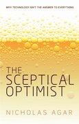 Cover for The Sceptical Optimist