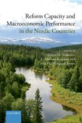 Cover for Reform Capacity and Macroeconomic Performance in the Nordic Countries