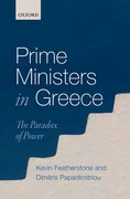 Cover for Prime Ministers in Greece