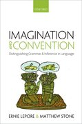 Cover for Imagination and Convention
