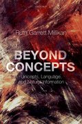 Cover for Beyond Concepts - 9780198717195